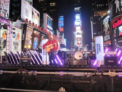 Times Square - Delfina